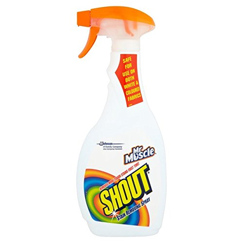 Shout quitamanchas 500ml spray
