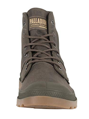 Palladium Wax Unisex Arricciati Pallabrouse Stivali pwqzxp8vH