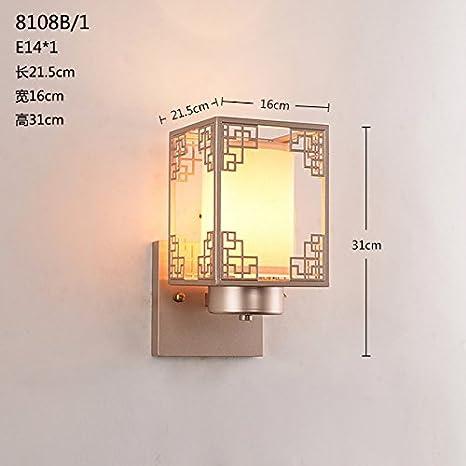 BOOTU lámpara LED y luces de pared Apliques de carretera del ...