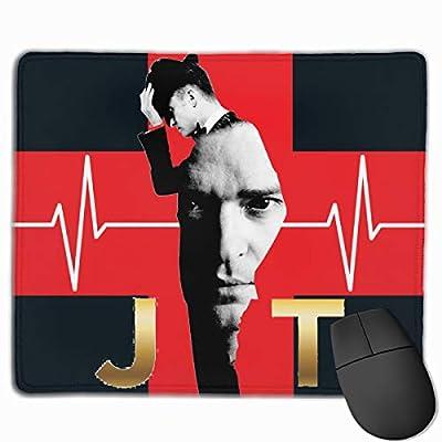 Justin Timberlake Anti Slip Gaming Mouse Pad for Men and Women