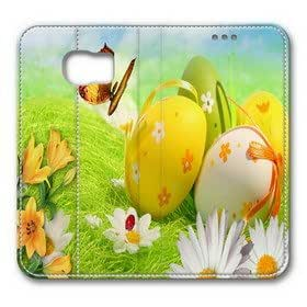 Samsung Galaxy S6 Case,Butterfly eggs Samsung Galaxy S6 Cases,Samsung Galaxy S6 High-grade leather Cases