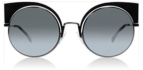 Fendi KJ1T4 Gunmetal 0177/S Cats Eyes Sunglasses Lens Category 3