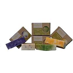 Set de Jabones Premium de Aromaterapia