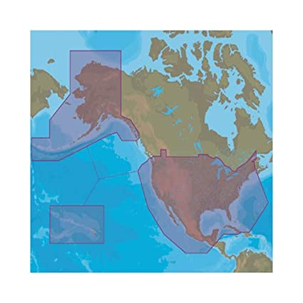 Amazon.com: C-MAP Max-N+, U.S. with Alaska and Hawaii, Mex ...