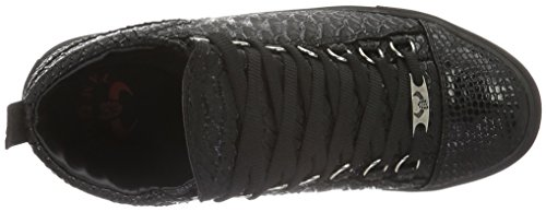 Unisex Adulto Sneaker 01 Nero Tamboga Black G7 Alte wqtCSzv