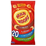 KP Hula Hoops Classic Snacks 20 Pack