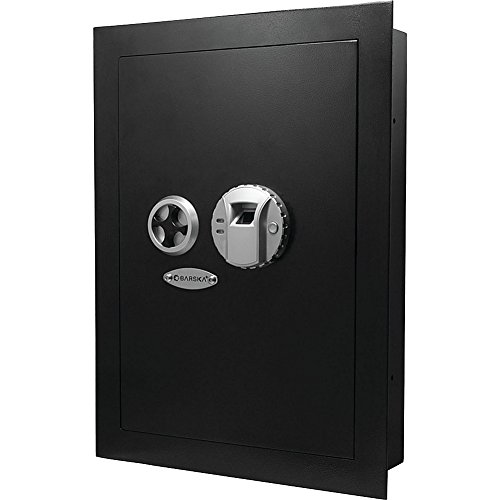 Barska-Biometric-Wall-Safe