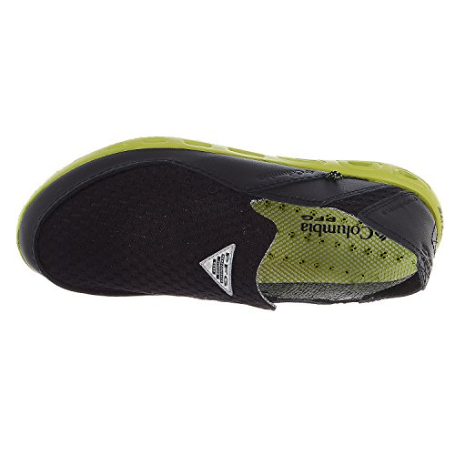 Sportswear Fission Black Columbia Marlin Mens Slip Shoes On Vent PFG Bahama qCfCR