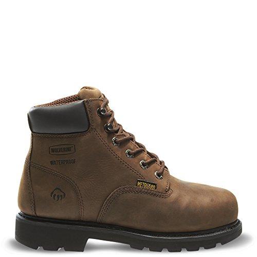 - Wolverine Men's Mckay Metatarsal Guard Boot,Brown,10.5 M US