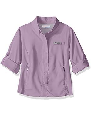 Girls Tamiami Long Sleeve Shirt