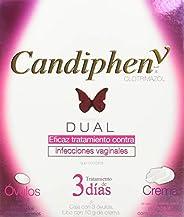 Candiphen V Dual Óvulos, 200 mg