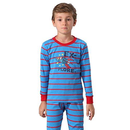 Leo Lily Cotton Printed Pajamas product image