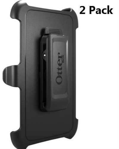 OtterBox Defender Replacement Belt Clip / Holster for Samsung Galaxy S4 (Pack of 2)