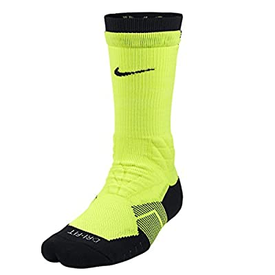 Nike Unisex 2.0 Elite Vapor Football Volt/Black/Black XL (Men's Shoe 12-15)