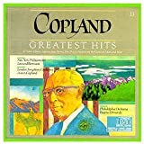 Aaron Copland - Greatest Hits - Fanfare for the Common Man; El Salon Mexico; Billy the Kid (excerpt); Rodeo: Hoedown; Appalachian Spring - Bernstein, Ormandy
