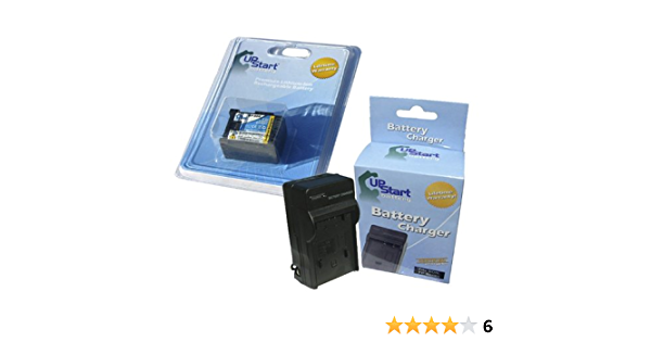 Replacement BP808 Travel USB Charger for Digital Camera Canon HF20 FS100