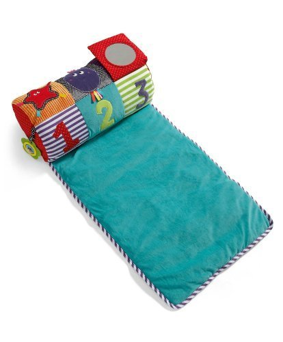 Mamas & Papas Babyplay Tummy Time Play Mat