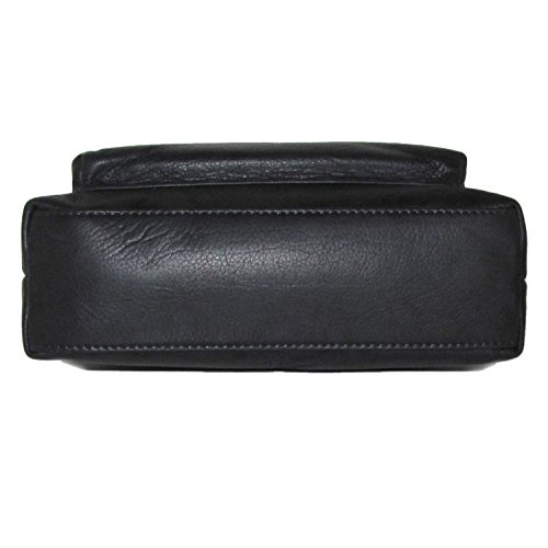 Turquoise pocket Leather a Handbag Crossbody Pick ili xqS1wYOB6Y