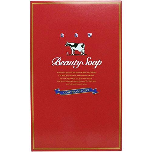 振動するわがまま尋ねる牛乳石鹸共進社 カウブランド石鹸 赤箱 100g×10個×16箱