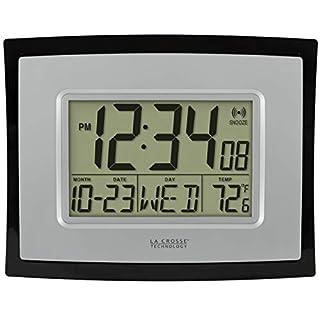 La Crosse Technology WT-8002U Digital Wall Clock (B007MPF1E6) | Amazon price tracker / tracking, Amazon price history charts, Amazon price watches, Amazon price drop alerts