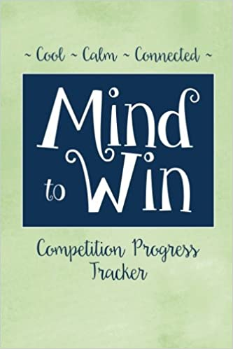 buy cool calm connected mind to win progress tracker journal book