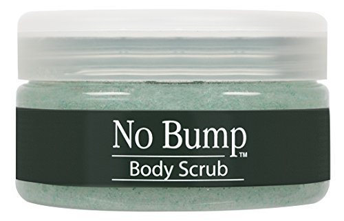 GiGi No Bump Body Scrub With Salicylic Acid for Ingrown Hair & Razor Burns