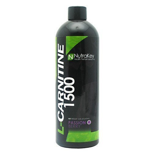 L-Carnitine 1500, Passion Berry by Nutrakey ()