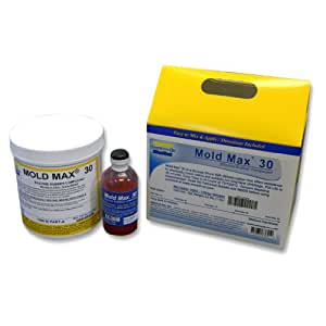 Mold Max 30 Silicone Mold Making Rubber - Trial Unit