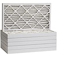 20x25x2 Merv 8 Replacement AC Furnace Air Filter (6 Pack)