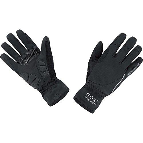 GORE BIKE WEAR Women's Power Lady Windstopper Gloves, Black, Small (Gore Windstopper)