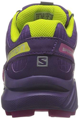 Deep Deep EU Dalhia Femme Cosmic 3 Gecko Dalhia Gecko Cosmic 43 Salomon Purple Trail Gre Gre Purple de Violet L38310300 Chaussures Violet qpH78UwA