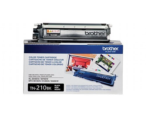 Brother MFC 9125CN Black Cartridge Manufactured