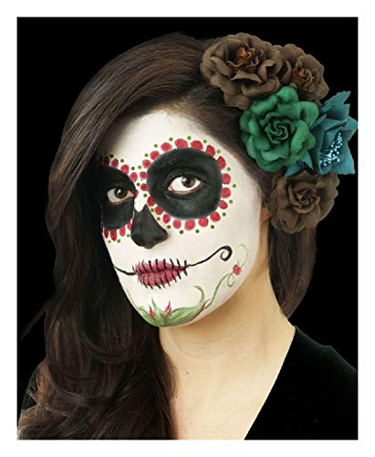 Ovedcray Costume series Day of The Dead Female Makeup Kit Halloween Makeup for $<!--$46.89-->