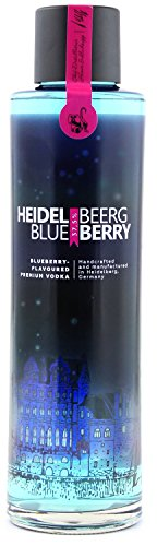 HD Spirits (UG) Heidelbeerg Blueberry-Flavoured Premium Vodka Wodka (1 x 0.7 l)
