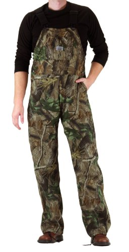 Round House Mens RealTree Camo Overall - Made in USA (Overalls For Hunting)