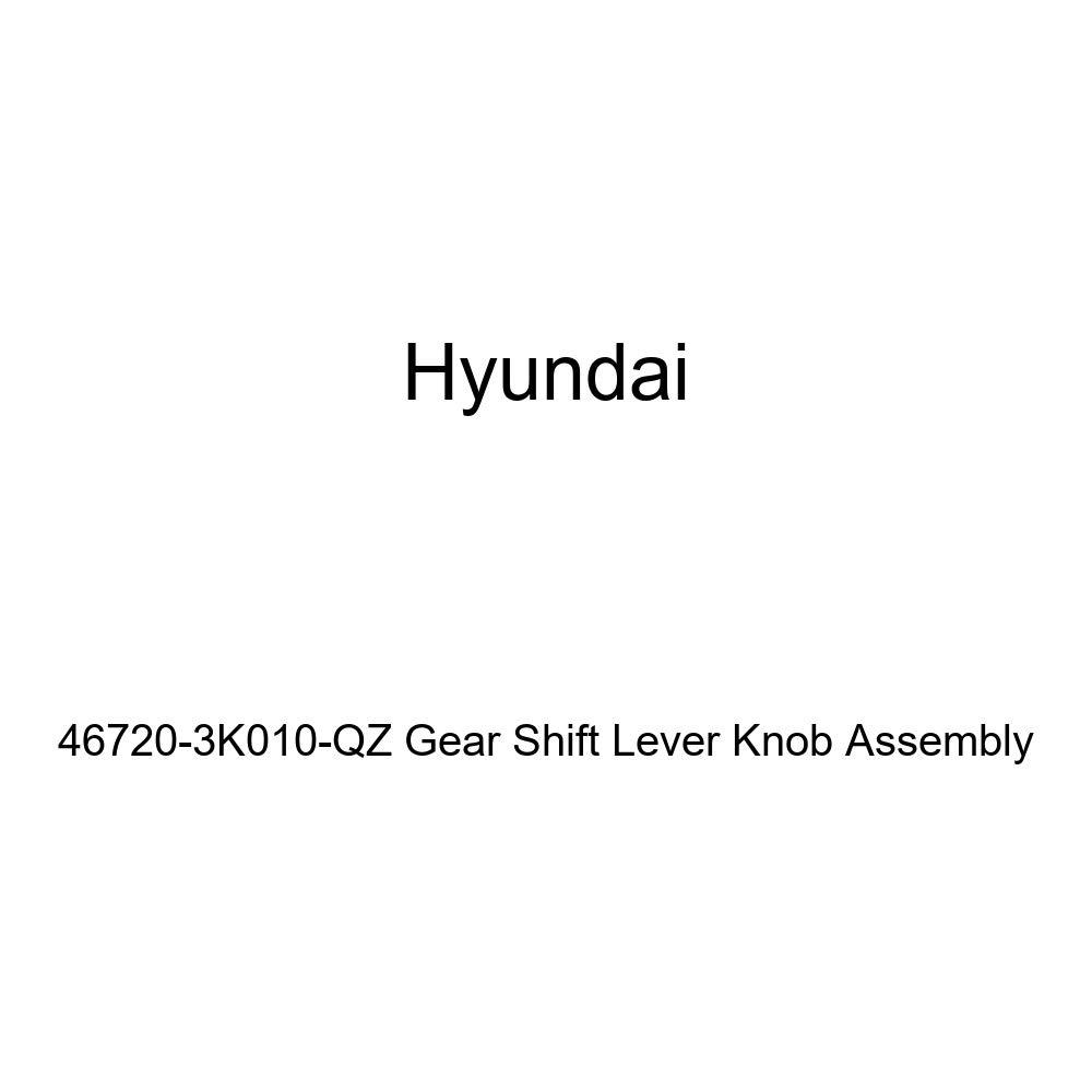 Genuine Hyundai 46720-3K010-QZ Gear Shift Lever Knob Assembly