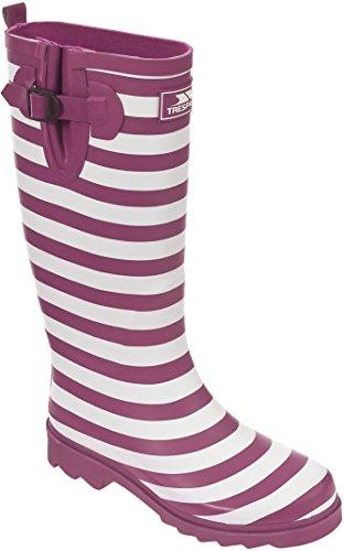 Trespass - Botas de agua mujer - Multicolor (Azalea Stripe)