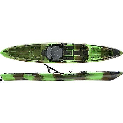 Native Watercraft Slayer 14.5 Kayak Lizard Lick (lime blend)