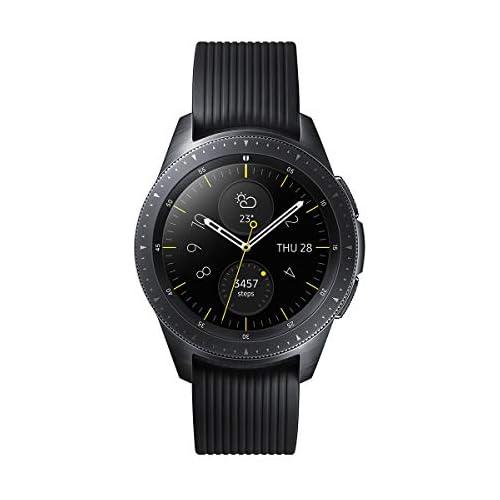 chollos oferta descuentos barato Samsung Galaxy Watch Reloj Inteligente Bluetooth Negro 42 mm Version española