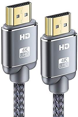 Cable HDMI 4K 2metros-Snowkids Cable HDMI 2.0 de Alta Velocidad ...