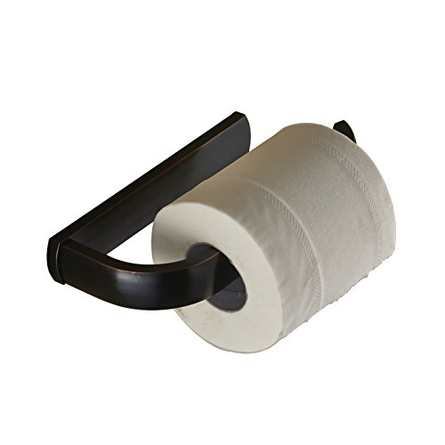 Rozin Wall Mounted Toilet Paper Holder ORB Finish - Holder Finish Toilet Paper