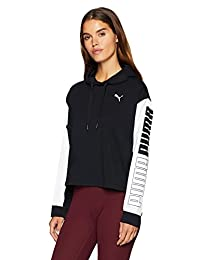 PUMA Womens Modern Sport Hoody Hoodies & Sweatshirts