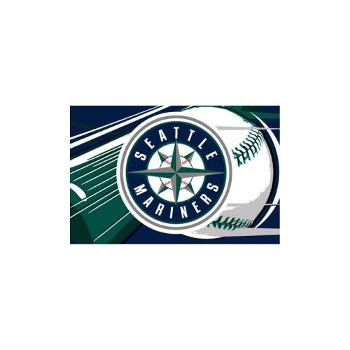 Mlb Rug - MLB Seattle Mariners Tufted Rug, 39