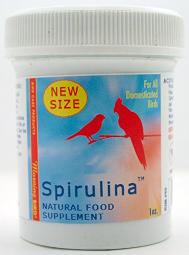 Product image of Spirulina for Birds (1 Ounce)