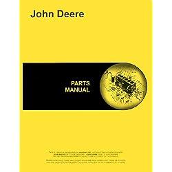 John Deere 1010 Crawler Parts Manual