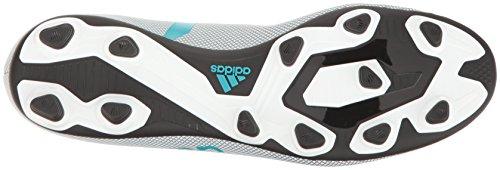 Adidas Performance Heren X 17,4 Fxg Wit / Energie Blauw / Helder Grijs