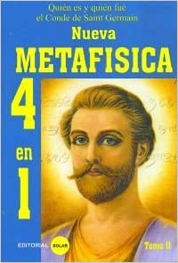 Nueva Metafisica 4 En 1 Tomo Ii Spanish Edition Saint Germain 9789588136585 Books