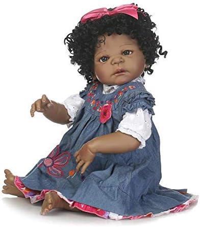 Reborn Dolls, Simulatie Wedergeboorte Baby kan het water in Siliconen wedergeboorte Babypop Verjaardag Kerstmis 56 Cm