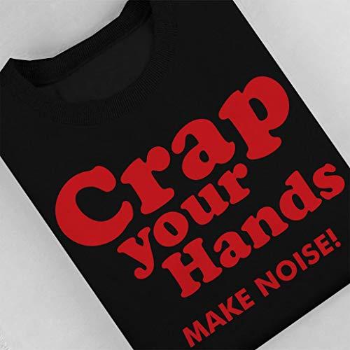 Women's Your Sweatshirt Crap Black Hands R6qzOEd