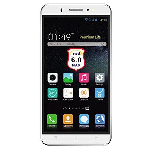 Smartphone Wogiz® WX10 Plus desbloqueado, 15 cm, QHD Android 5.1 ...